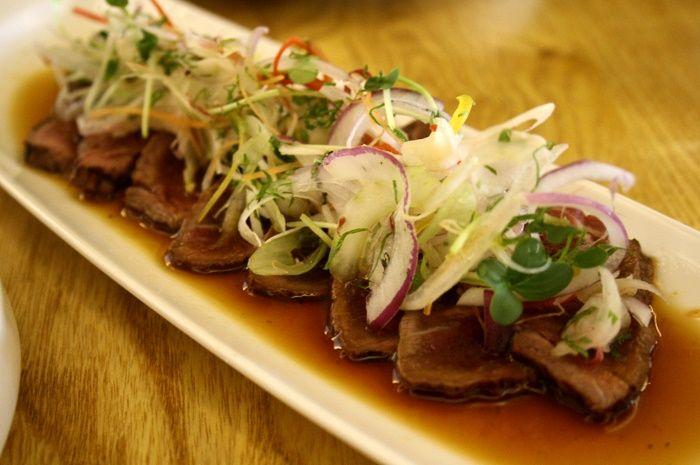 how to make beef tataki