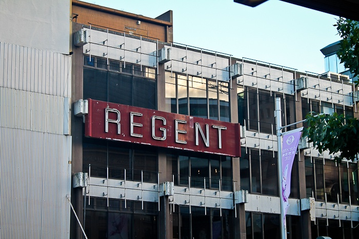Regent, Auckland, NZ  #nz #theatre #auckland