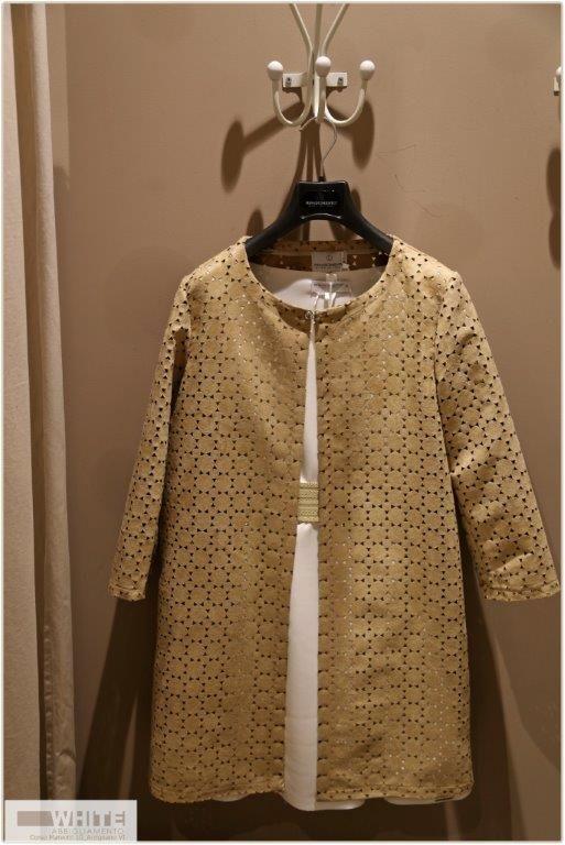 Giacca traforata per il vostro outfit primaverile. #giacca #outfit #modadonna #ss15