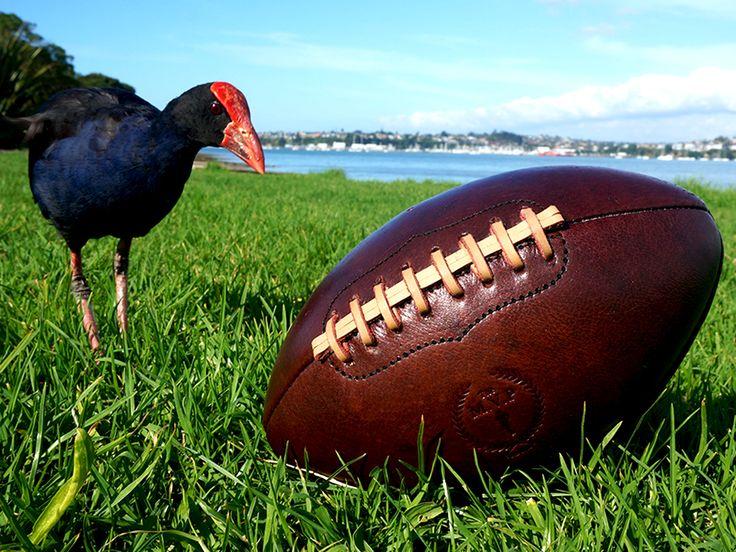 MVP Heritage Leather Handmade Football