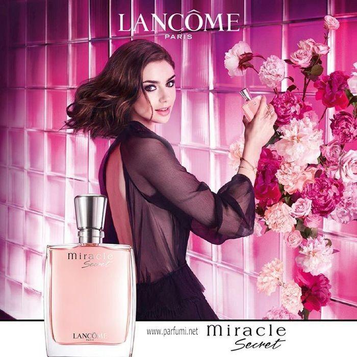 Lancôme стартира #Miracle Secret през ноември 2017 г. като нова  интерпретация на свежия си цветен парфюм #Miracle от 2000 г. Miracle Secret  … | Лицо, Аромат, Живот