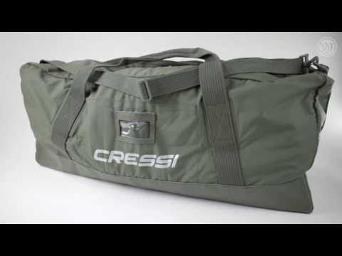 Cressi Jungle Holdall from http://www.watersportswarehouse.co.uk/shop/scuba-diving-equipment/dive-bags.html