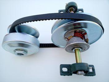 Resultado de imagen de torque converter jackshaft   transportation
