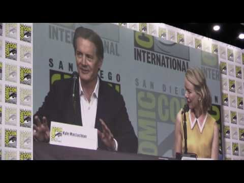 Twin Peaks - Cast Conversation Panel - San Diego Comic Con 2017 - YouTube