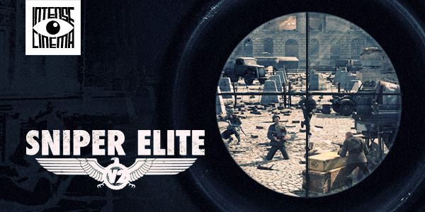 "Watch ""Sniper Elite V2"" video game film on Intense Cinema. The story follows an American Office of Strategic Services officer who must capture or eliminate the scientists involved in the German V-2 rocket program while the Red Army invades."