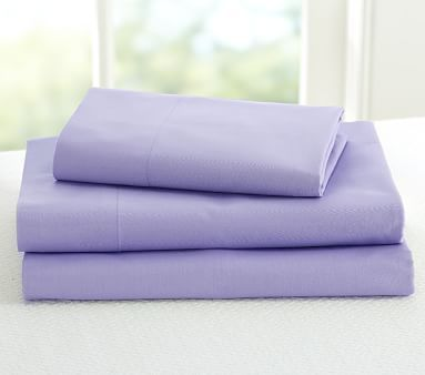 Organic Cotton Toddler Sheet Set #pbkids