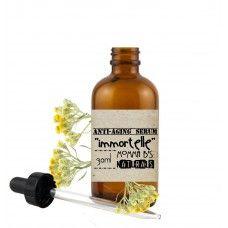 Helichrysum & Sea Buckthorn Anti-aging Facial Serum Treatment
