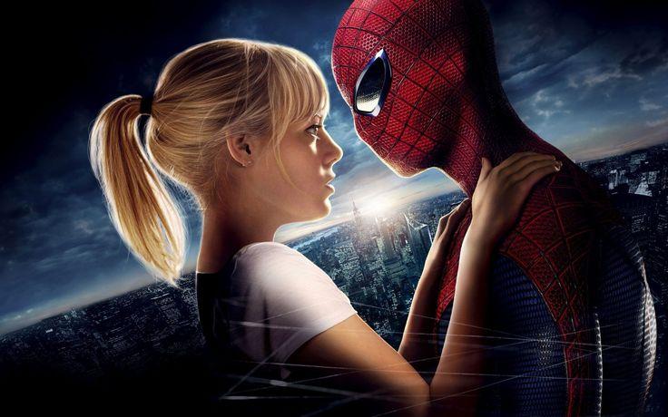 The Amazing Spiderman HD desktop wallpaper Widescreen High