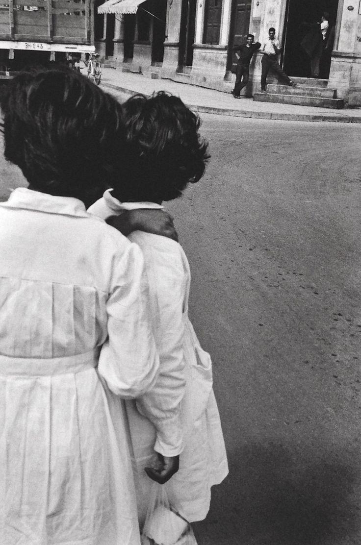 Copiapó Chile 1963 / Photo: Sergio Larrain