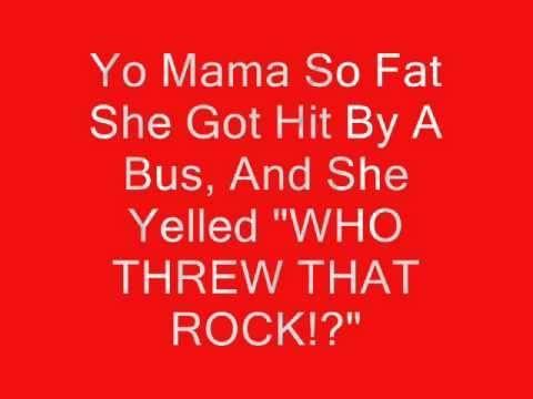 Yo Mama Jokes  – 11 pics  (Check Out All Photos)