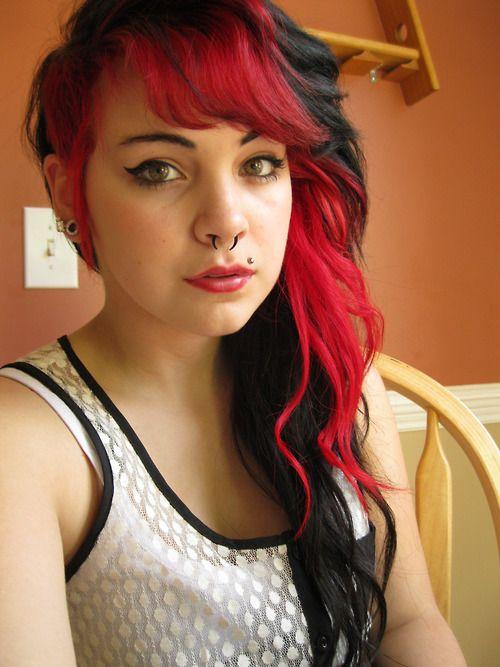 Dye: Splatraspberry