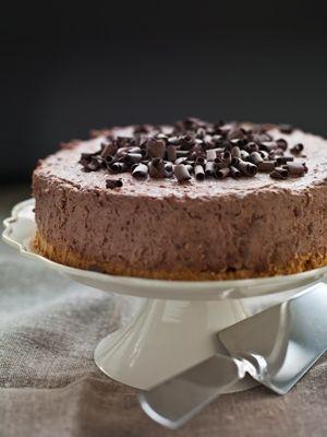 Chokolade- og mandelkage | Mad & Bolig