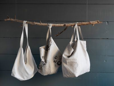 nice picsIdeas, Goodies Bags, Bags Display, Clothing, Totes Bags, Linens, Branches, Decor Blog, Stores Display