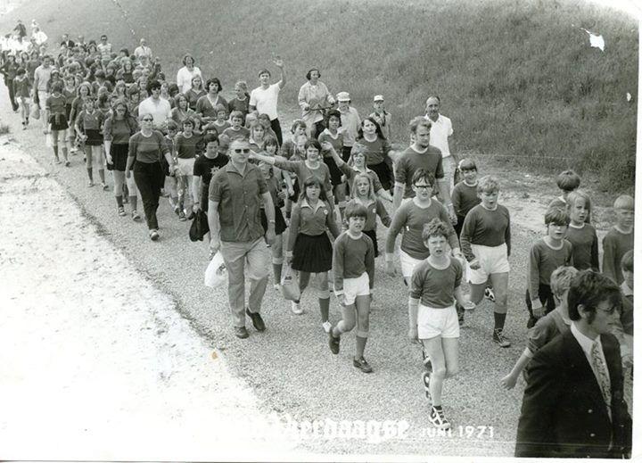 Avondvierdaagse 1971