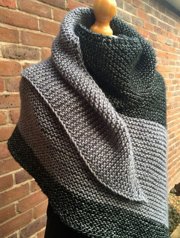 One of my most well-loved and well-worn projects is last year's Cosy Colourb… – Lois