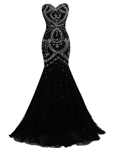 Dresstells® Long Mermaid Prom Dress Corset Back Tulle... https://www.amazon.co.uk/dp/B01C5R0NBG/ref=cm_sw_r_pi_dp_x_uBjbyb3EG6DDC