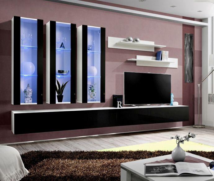 idea e2 meuble tv hifimeuble tv muralliving - Meuble Tv Living