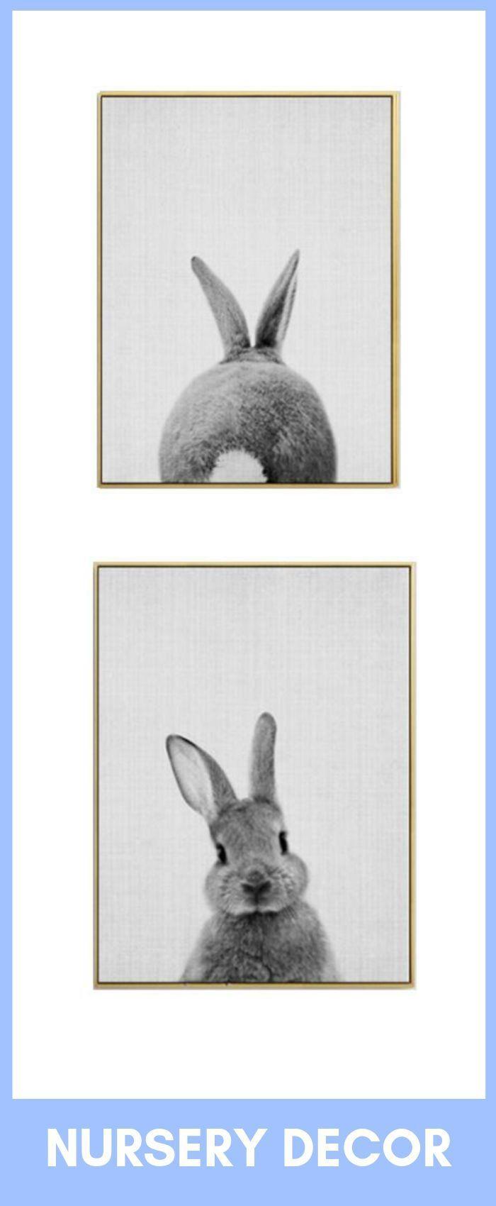 Print Bunnyprint Walldecor Bunnyposter Rabbit Print Bunny Rabbit Print Bunny Animal Print Nursery Animal Prints Baby Animal Nursery Bunny Poster
