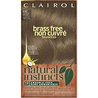 Clairol - Natural Instincts Brass Free Brunettes in 6.5C Lightest Brown #ultabeauty
