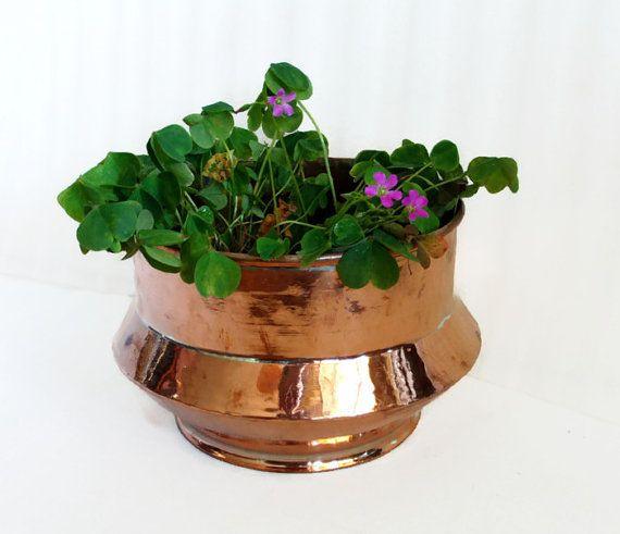 176 Best Vintage Copper Pots Images On Pinterest Copper