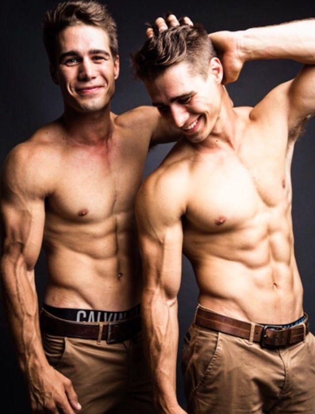 Gay jocks two torrid fresh models debut in 7