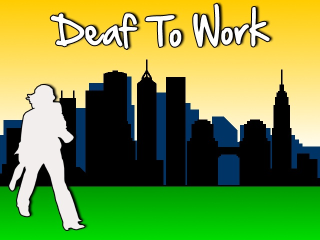 jobs for deaf and hard of hearing people