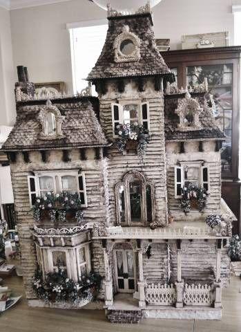 trim added - WyckedWood Beacon Hill~The Sea Hag~ - Gallery - The Greenleaf Miniature Community