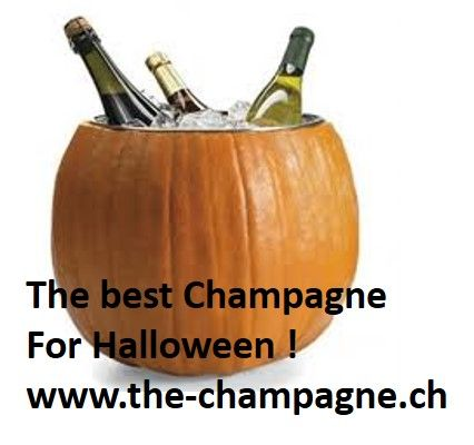 Have a great Halloween ! www.the-champagne.ch