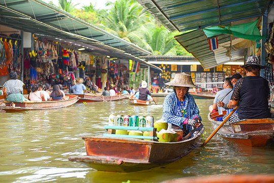 Floating Markets Day Trip from Bangkok in 2019 | Adult