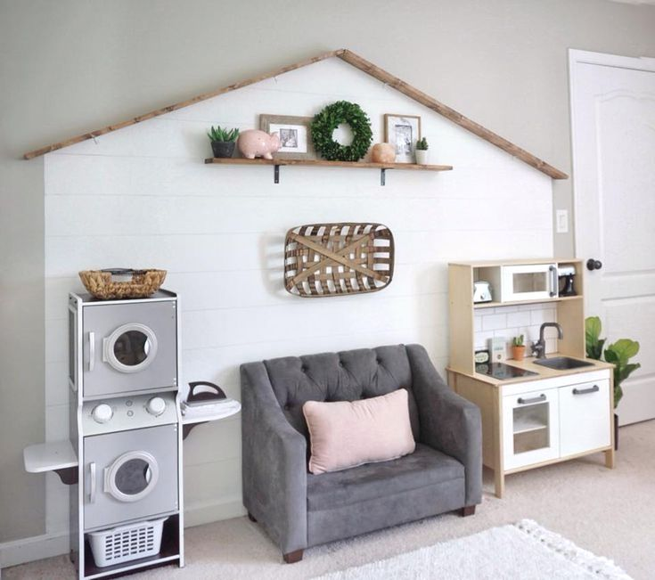 Best playroom projects. Ikea Hacks #Playroom #Kids #Design #Ideas #decor