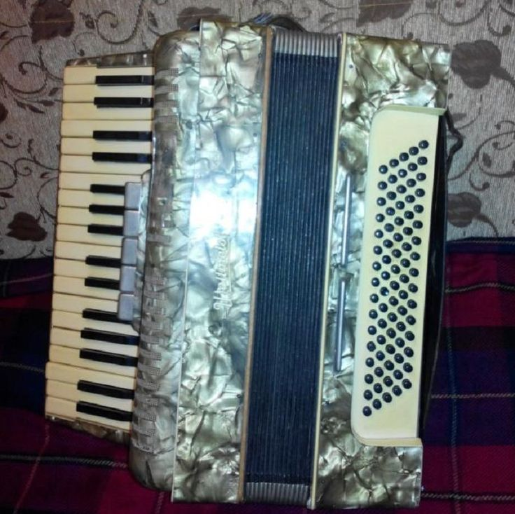 ACCORDION Weltmeister Elegance 80 bass German Accordeon #Weltmeister