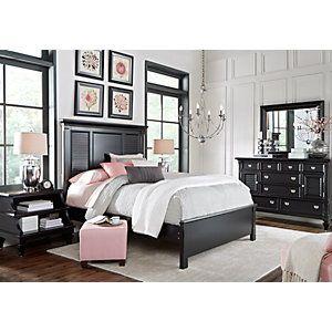 Best 25+ Black bedroom sets queen ideas on Pinterest | Gothic ...