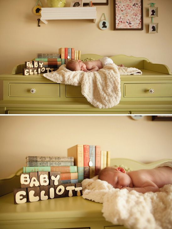 Elliott's Nursery & Newborn Session