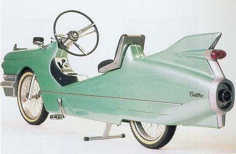 Cadillac concept bike