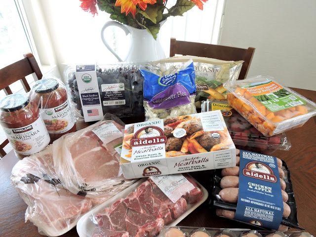 Just Jessie B: What I Bought: Costco on the Whole30