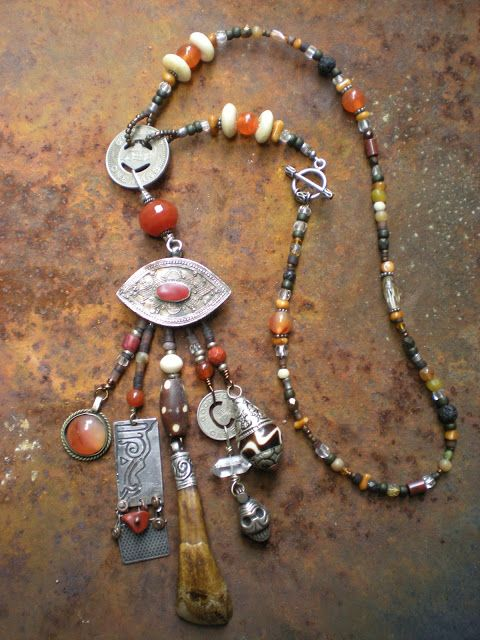 Amulet Jewelry Pendants Sothon: Maggie Zee Shaman, Amulet, Talisman, Charm Necklace