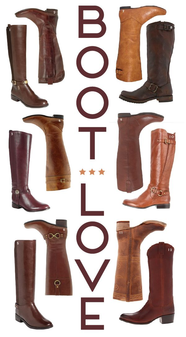 riding boot love.