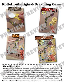 Aboriginal Art History Game {NAIDOC Week Activities & Art