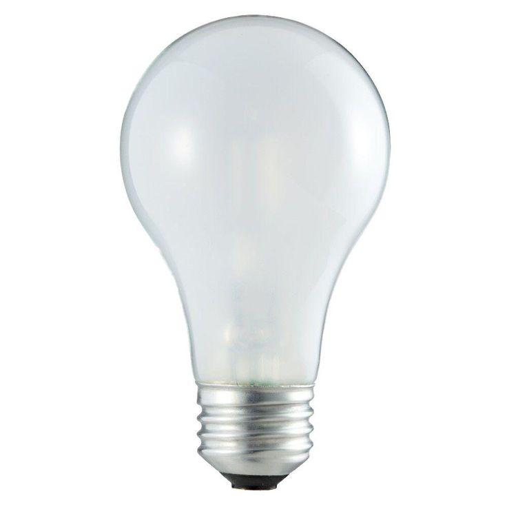 Philips DuraMax 40-Watt Incandescent A19 Soft White Light Bulb (48-Pack)