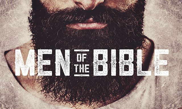 Men of The Bible Sermon Series Idea