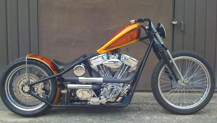 West Coast Choppers Jesse James | West Coast Choppers & Jesse James