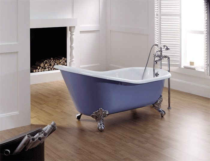 classic style cast iron bathtub chose your color bathtubs collection by bleu provence