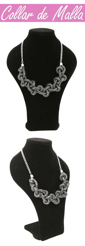 Collar de Malla Plástica / Moda Europea / Joyería / moda Femenina 2014