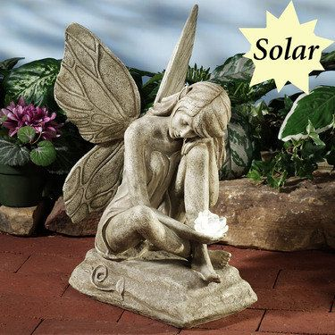 17 best images about home garden statues on pinterest Reading fairy garden statue