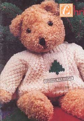 Knitting Pattern Bear Jumper : 1000+ images about knitted teddy clothes on Pinterest Sweater patterns, Bea...