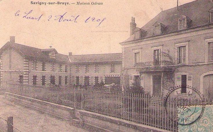 Photos : Maison Odeau - CRGPG