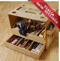 Proyecto: Caja de Herramientas | Mi Carpinteria.