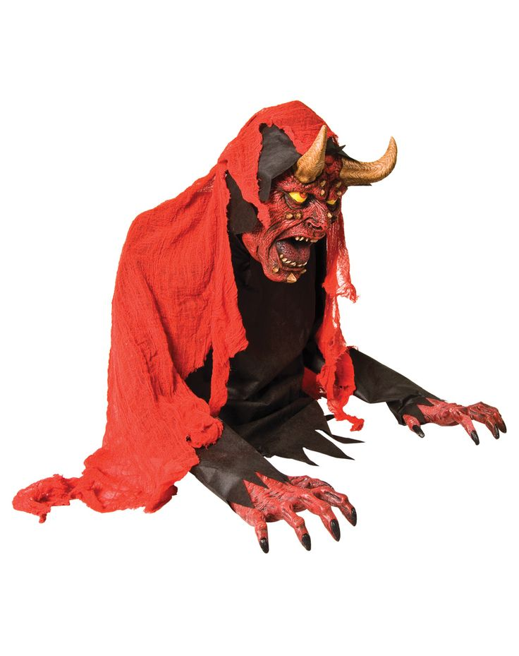 bring your halloween decorating ideas to life with the perfect animatronics halloween prop for your haunted house easy to set up this demented animated