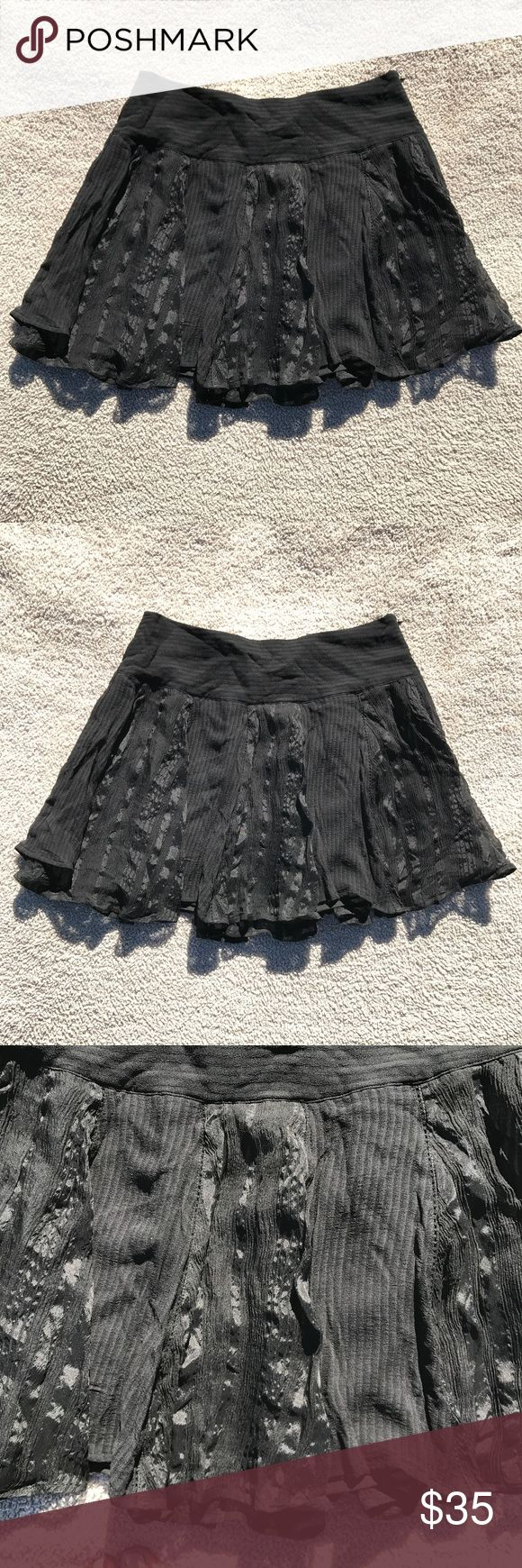 UO Kimchi Blue Silk Circle Skirt Never used Open to offers Urban Outfitters Skirts Circle & Skater