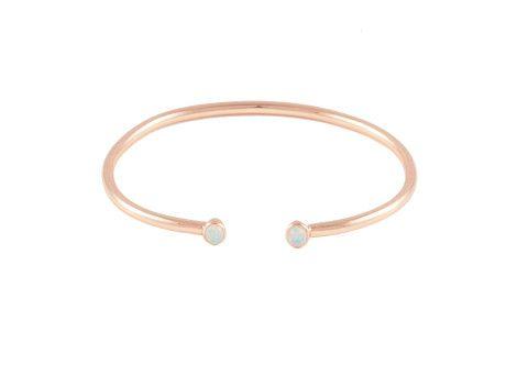 Rhea Bangle from Damselfly Jewellery
